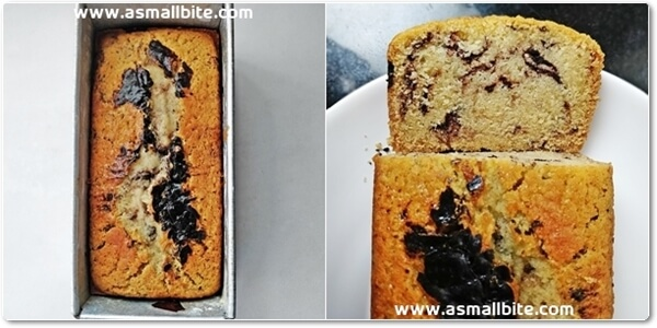 Eggless Marble Cake Recipe Steps11