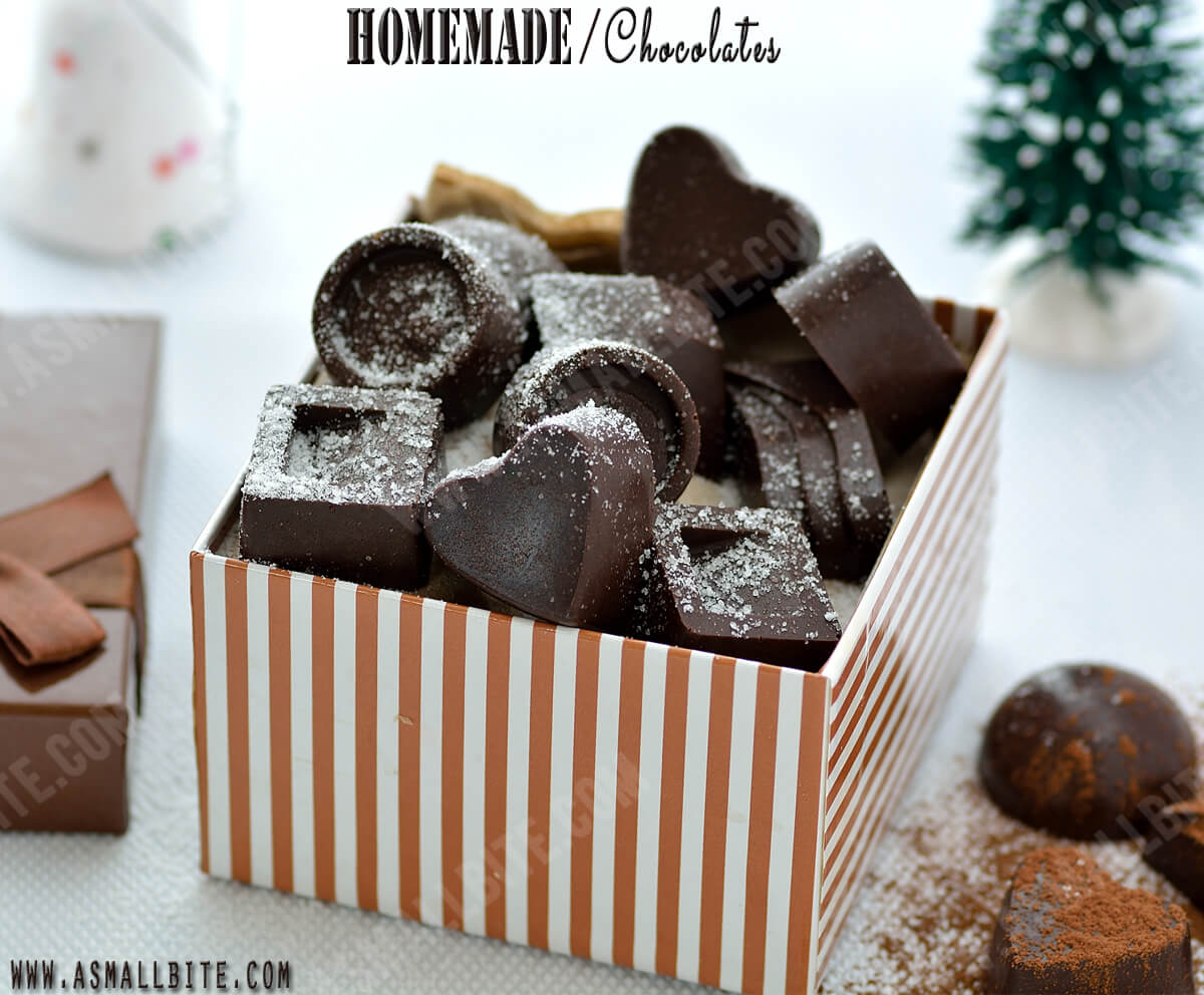 Homemade Chocolate Recipe 1