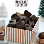 Homemade Chocolate Recipe | How to make Chocolate Recipe