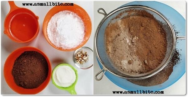 How to make homemade Chocolate Steps1