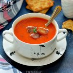Tomato Soup Recipe | Cream of Tomato Soup