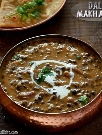 Dal Makhani Recipe 1