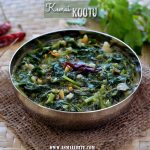 Keerai Kootu Recipe | Spinach Recipes