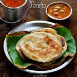 Kerala Parotta Recipe | Parotta Recipe