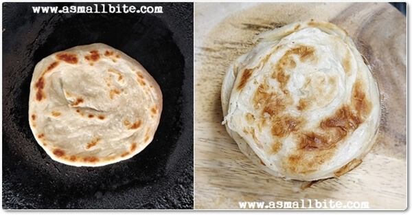 Parotta Recipe Steps10