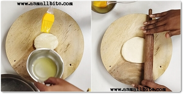 Parotta Recipe Steps4