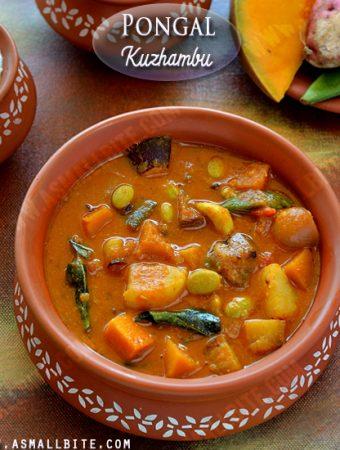 Pongal Kuzhambu Recipe