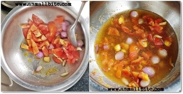Pongal Kuzhambu Recipe Steps3