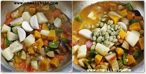 Pongal Kuzhambu Recipe Steps4
