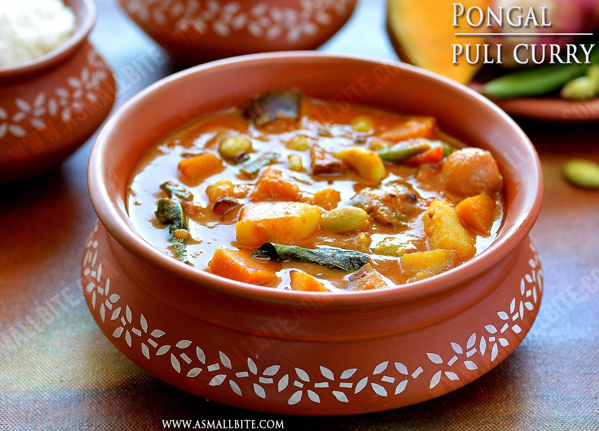 Pongal Puli Curry Recipe 1