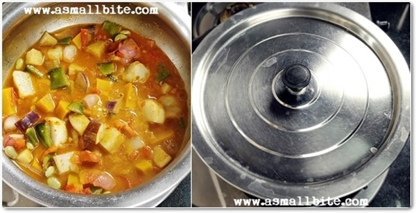 Pongal Puli Curry Recipe Steps6