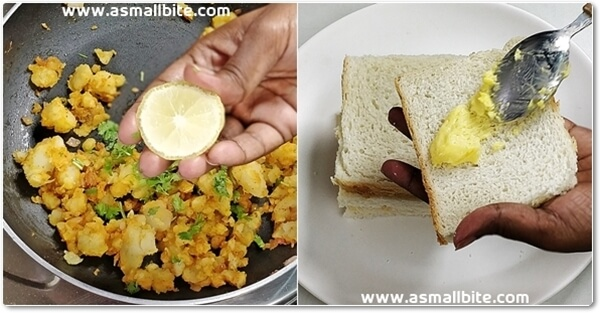 Potato Sandwich Recipes Steps5