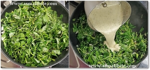 Spinach Recipes Steps5