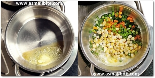 Sweet Corn Soup Recipe Steps3