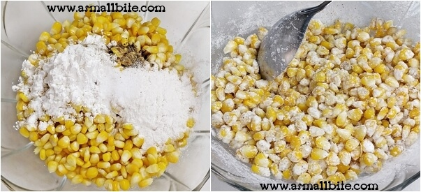 Crispy Corn Kernels Recipe Steps3