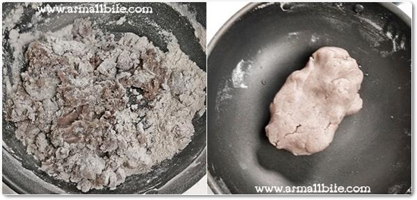 Idiyappam Using Ragi Flour Steps4