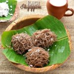 Ragi Idiyappam Recipe | Idiyappam using Ragi Flour