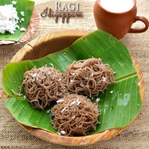 Ragi Idiyappam Recipe