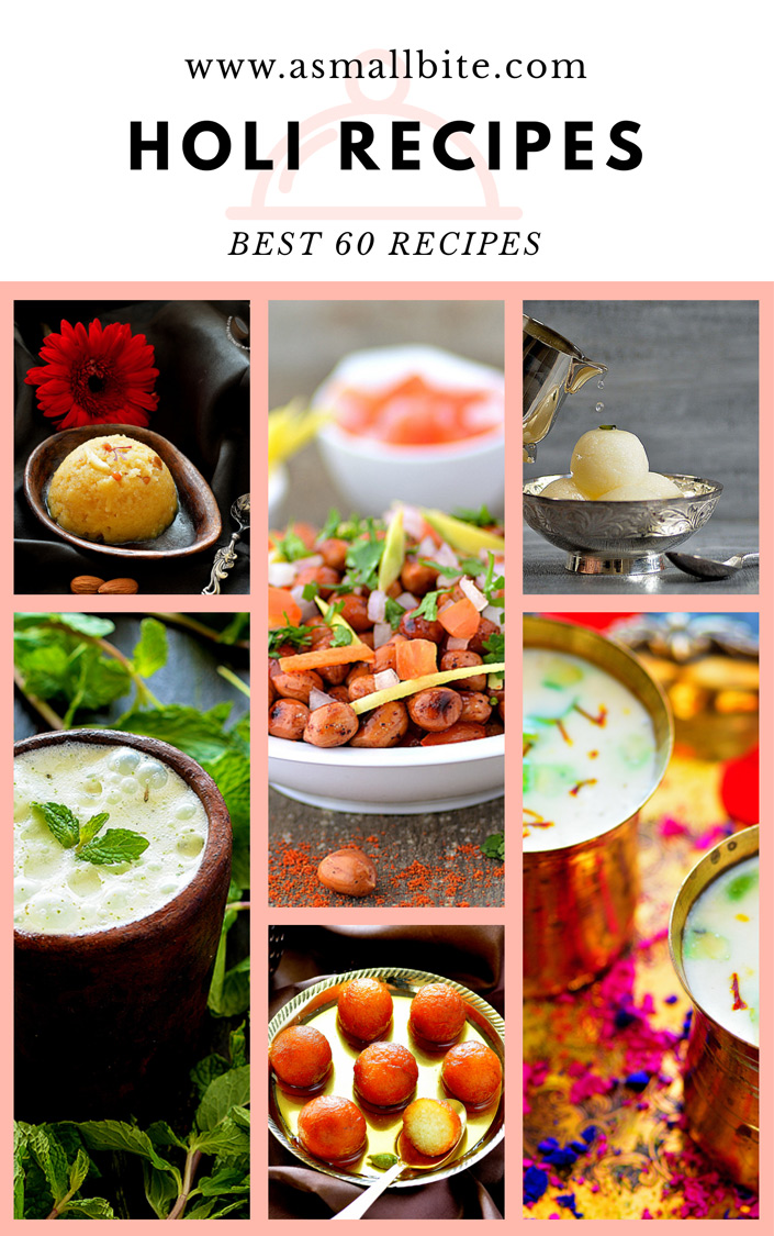 Best Holi Recipes