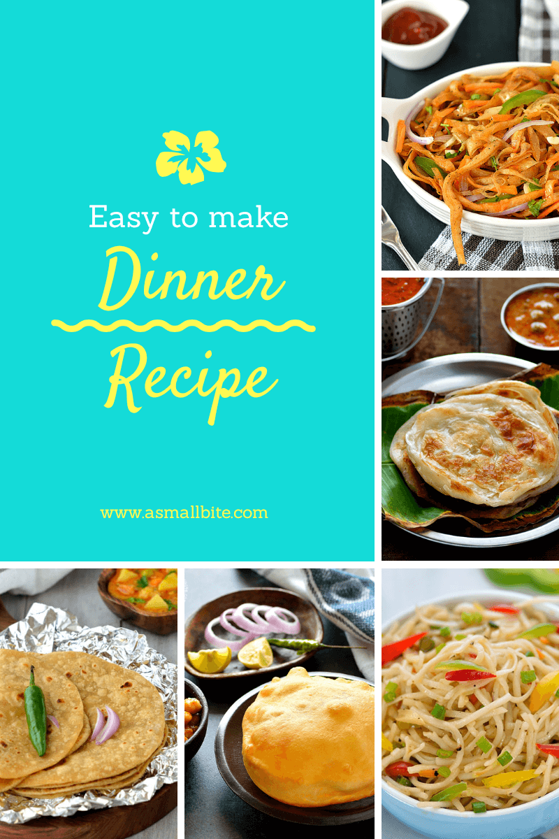 Easy Dinner Recipes Recipe Index