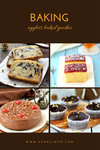 Eggless Baked Goodies