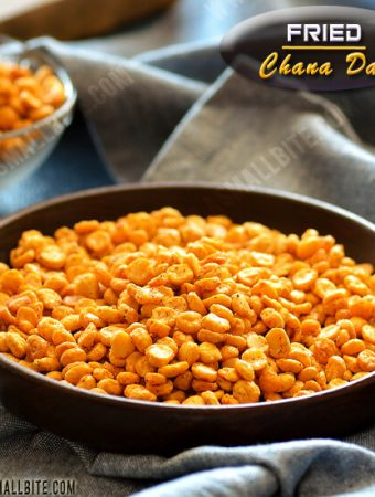 Fried Chana Dal Recipe 1