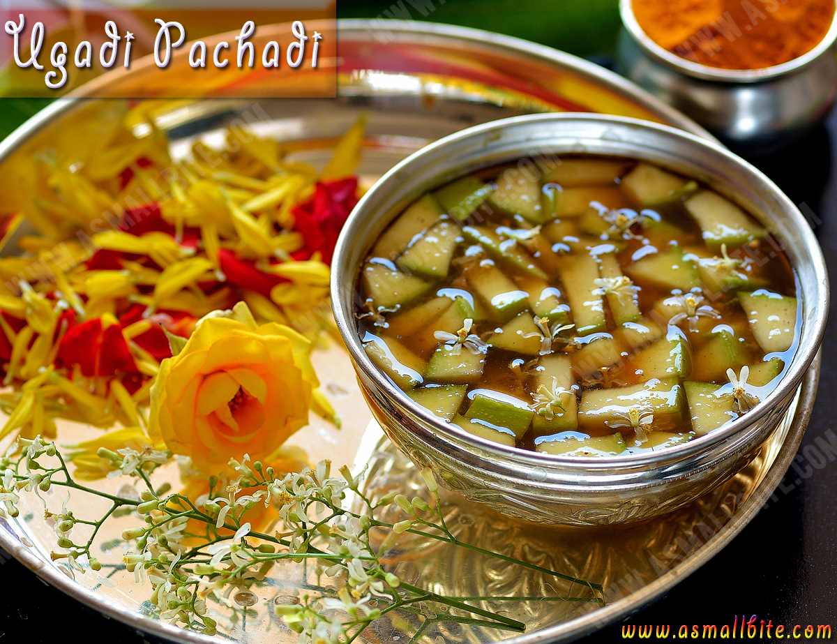 How to make ugadi pachadi