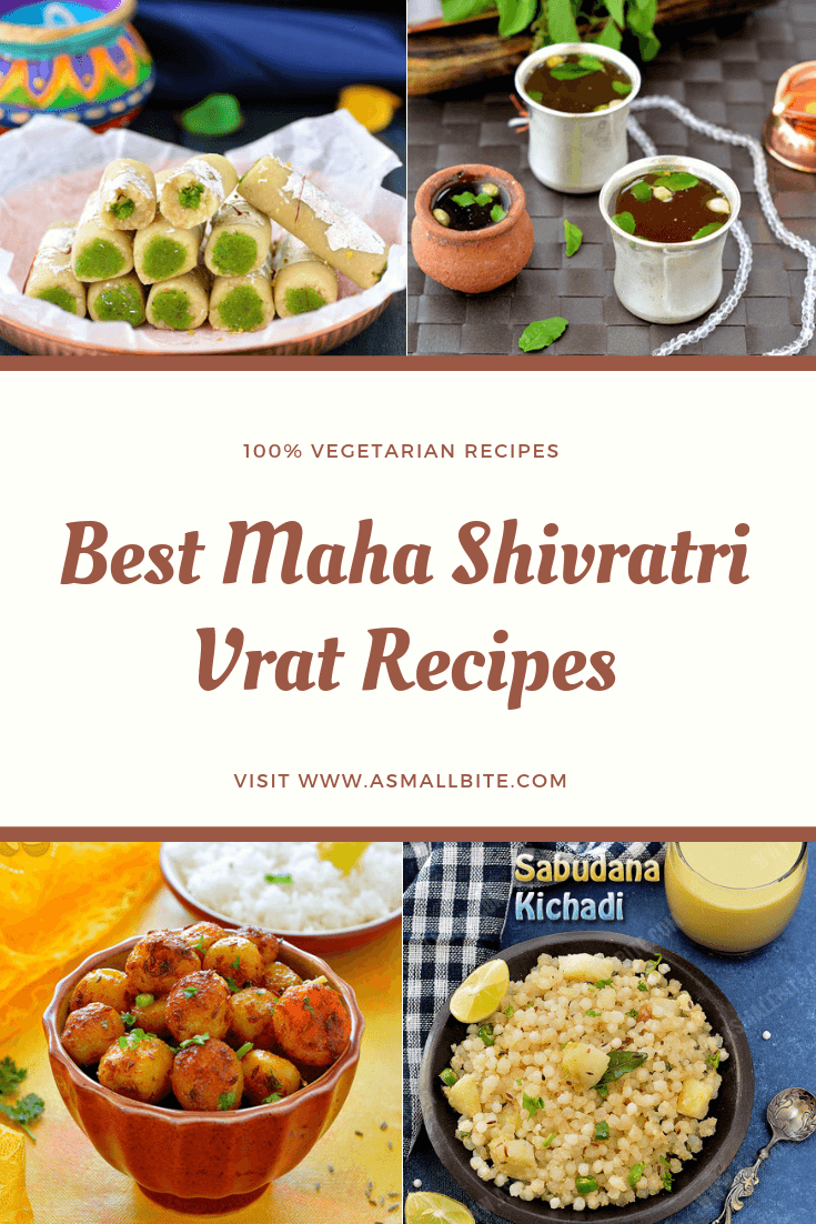 Maha Shivratri Recipes