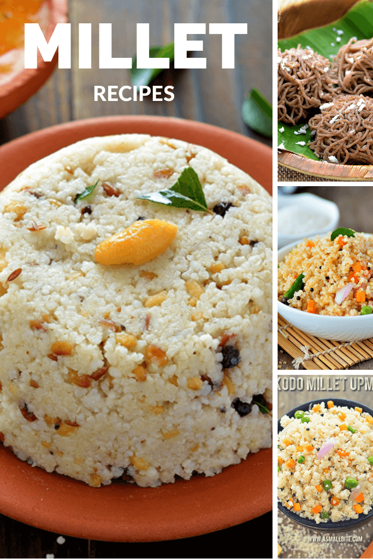 Millet Recipes Recipe Index