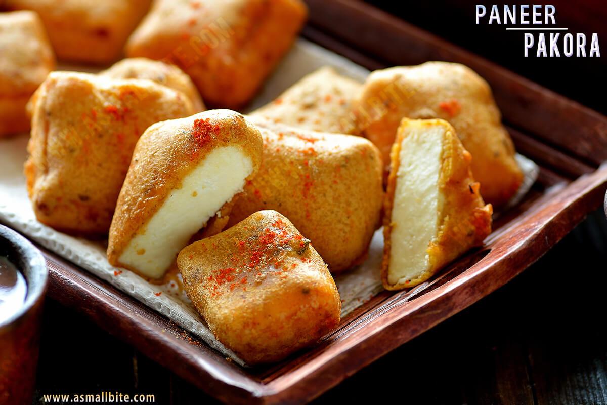 Paneer Pakora Recipe 1