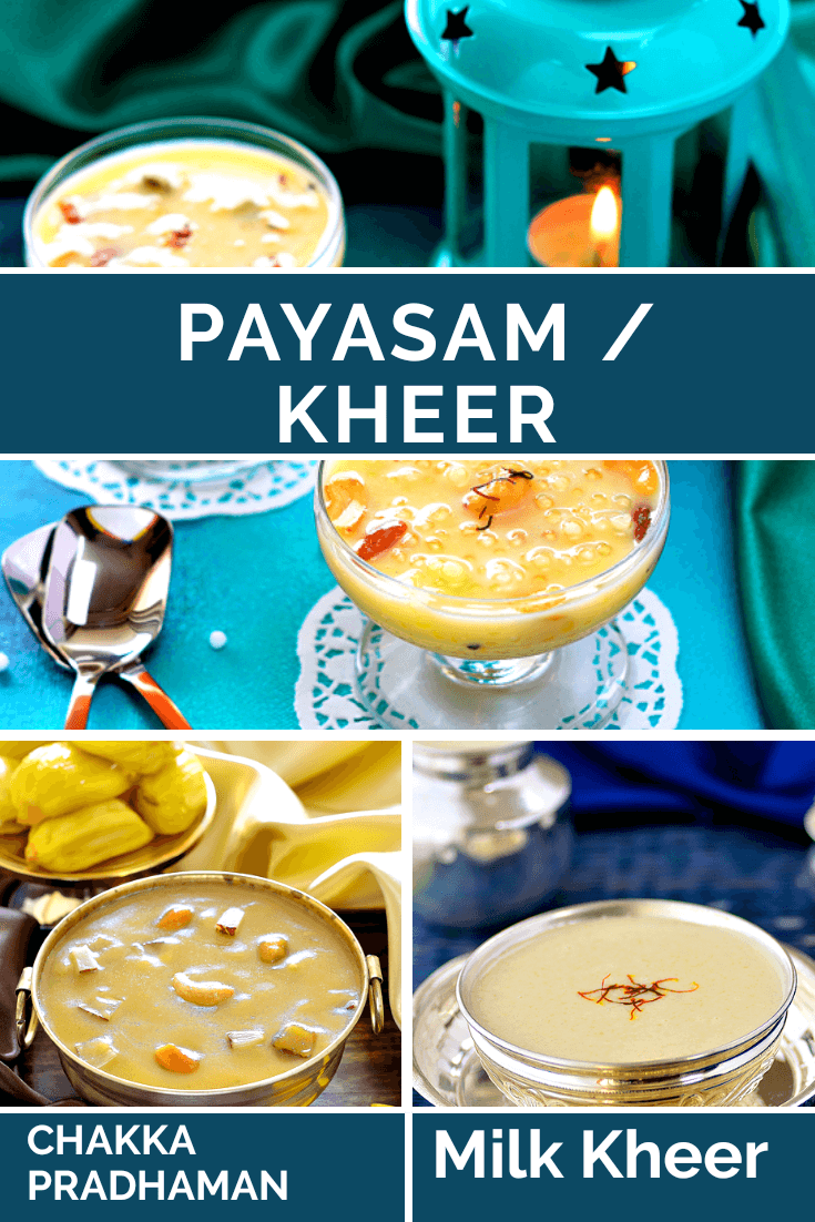 Payasam Kheer Recipes