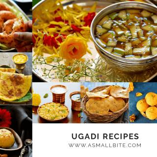 Best Ugadi Festival Recipes