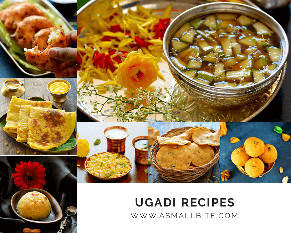 Best Ugadi Festival Recipes
