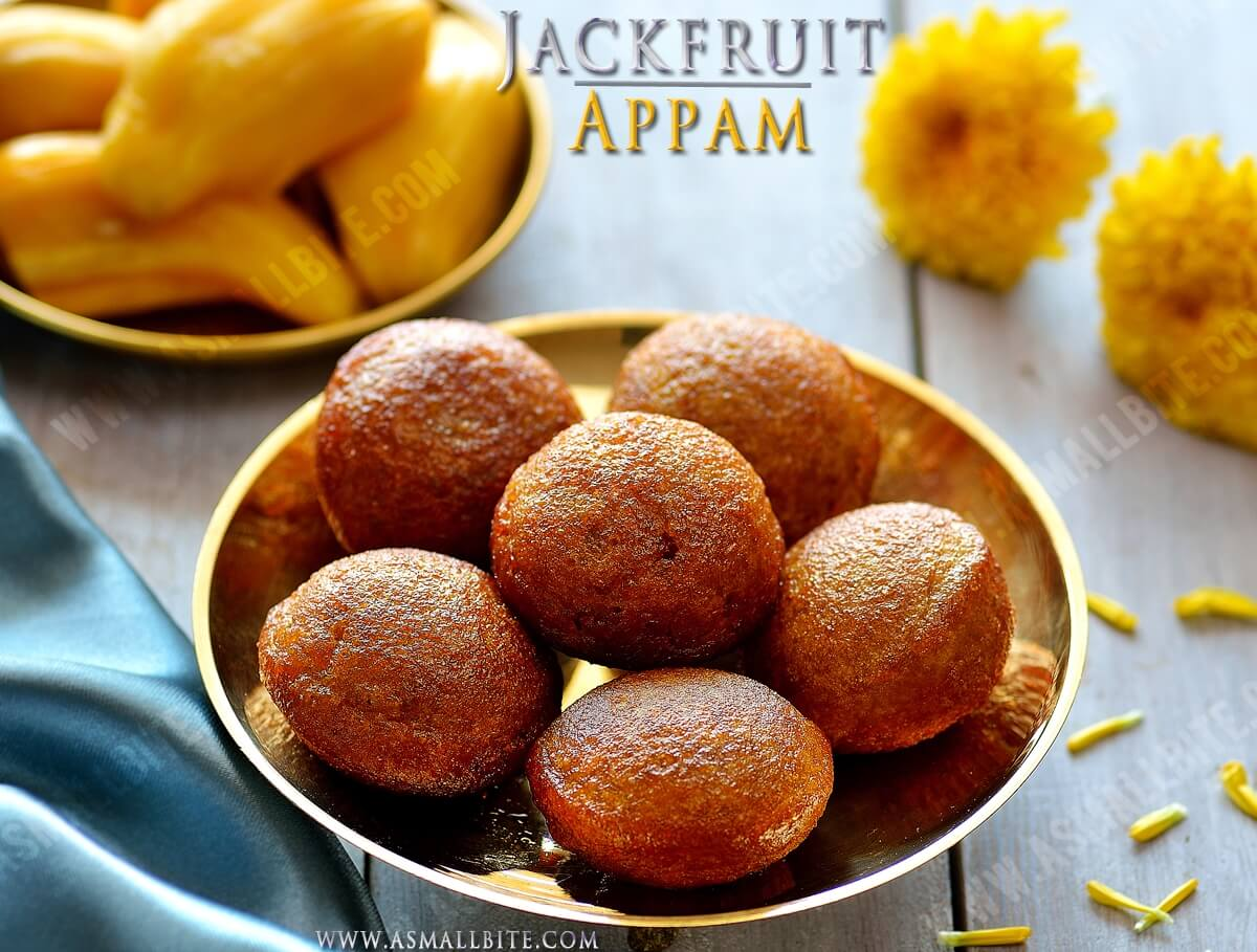 Chakka Paniyaram Recipe