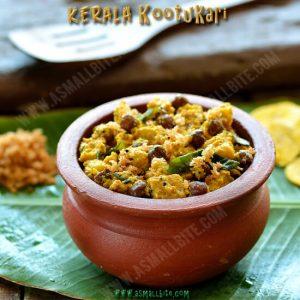 Kerala Kootukari Recipe