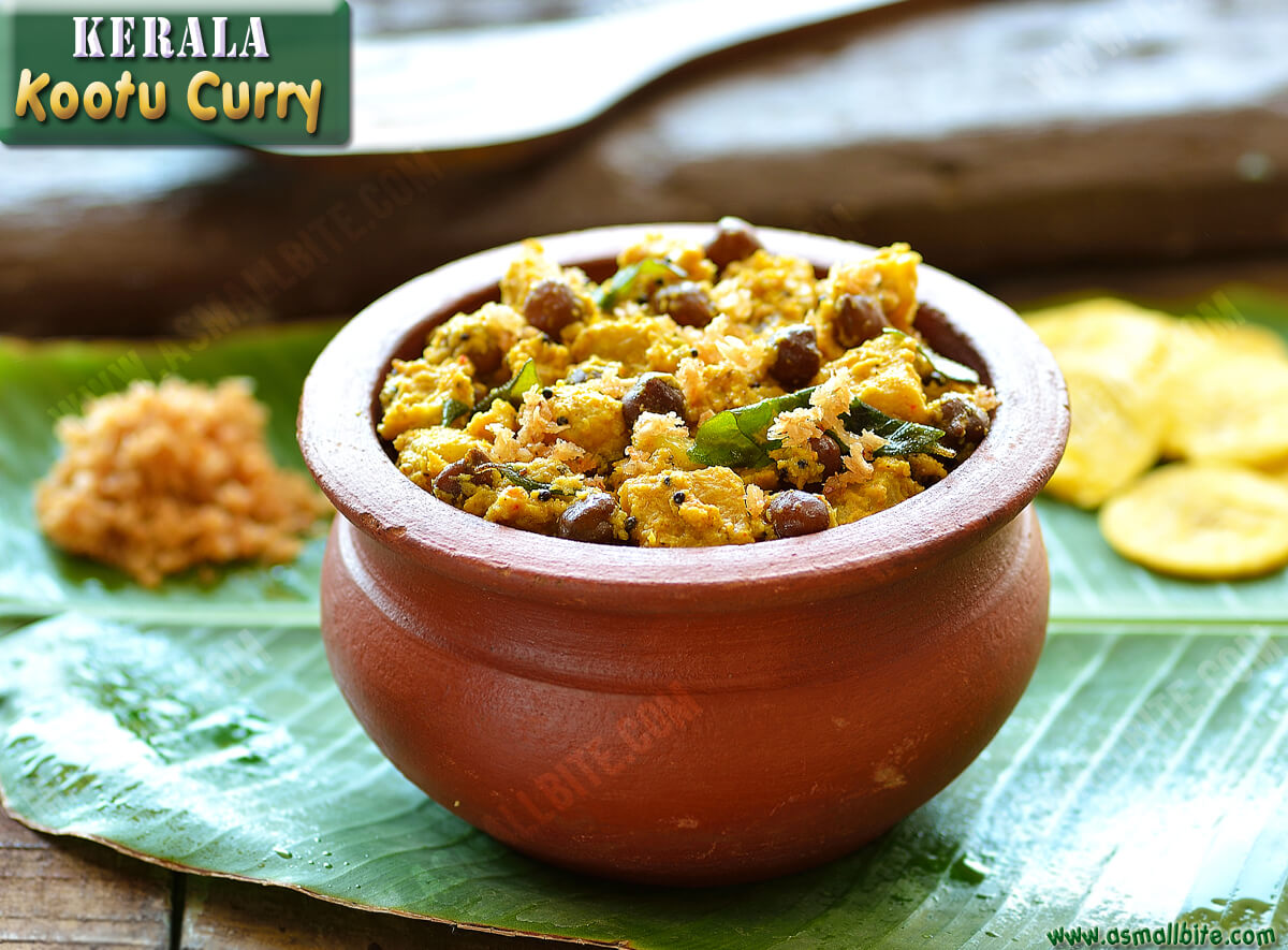 Kootu Curry Kerala Style