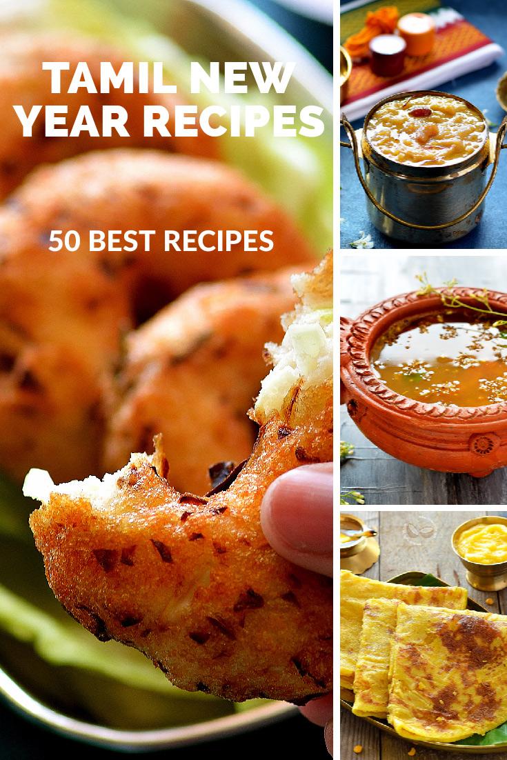 Tamil New Year Recipes 2019