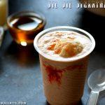Jigarthanda Recipe | Madurai Special Jil Jil Jigarthanda