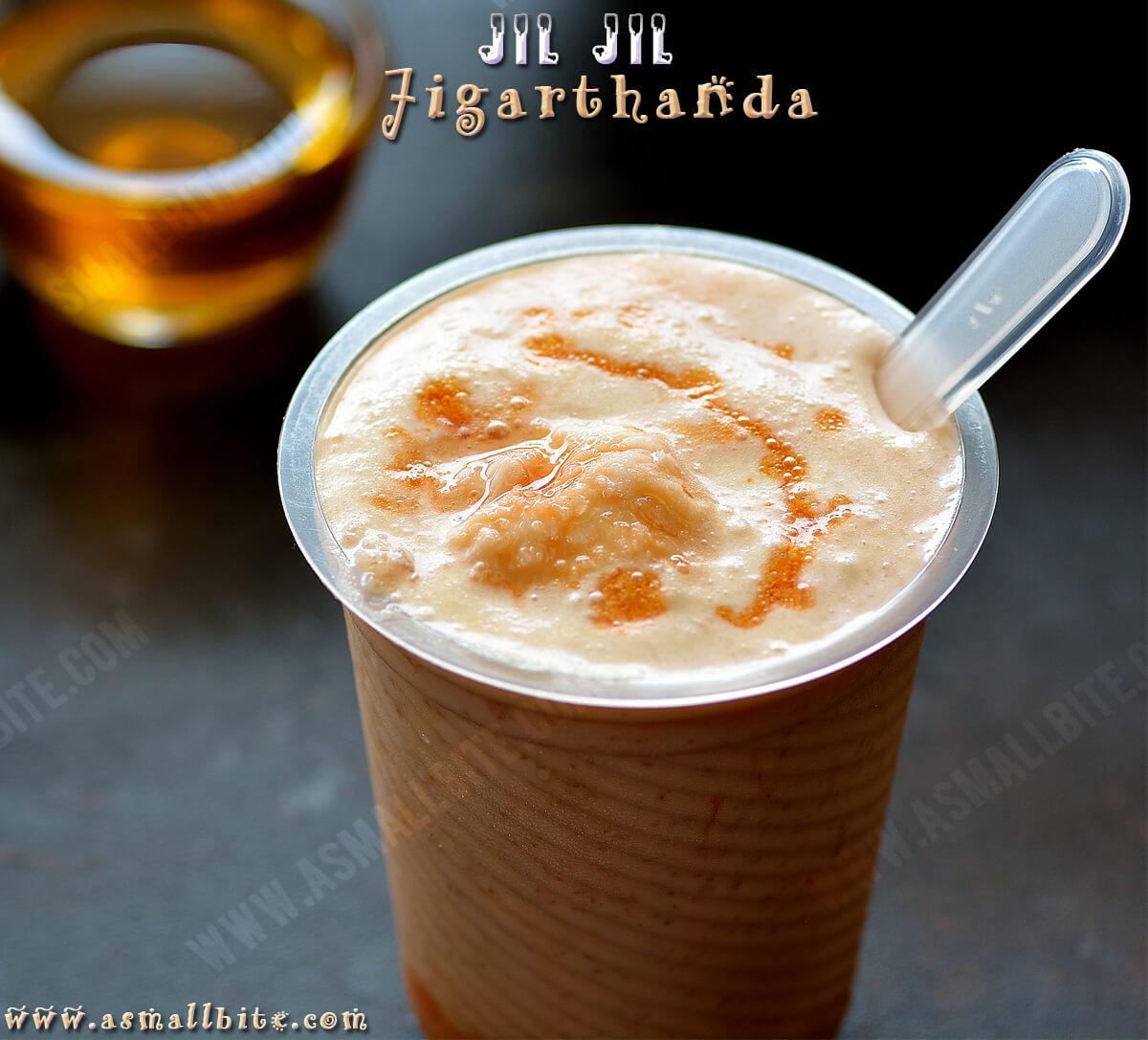 Madurai Special Jil Jil Jigarthanda Recipe
