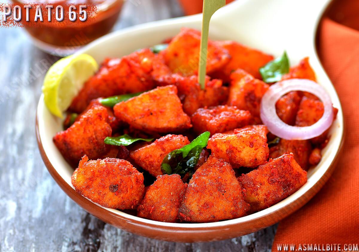 Potato 65 Recipe