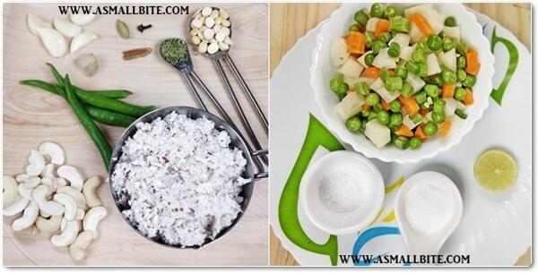 Saravana Bhavan Vellai Kurma Recipe Steps1