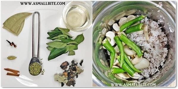 Saravana Bhavan Vellai Kurma Recipe Steps2