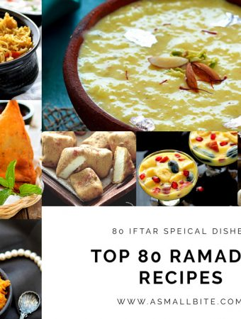 Top 80 Ramadan Special Recipes