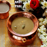 Aadi Paal Recipe | Thengai Paal Payasam Recipe
