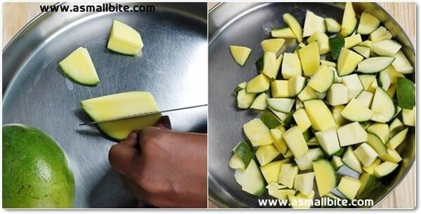Avakkai Pickle Recipe Steps2
