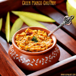 Green Mango Chutney | Raw Mango Chutney Recipe