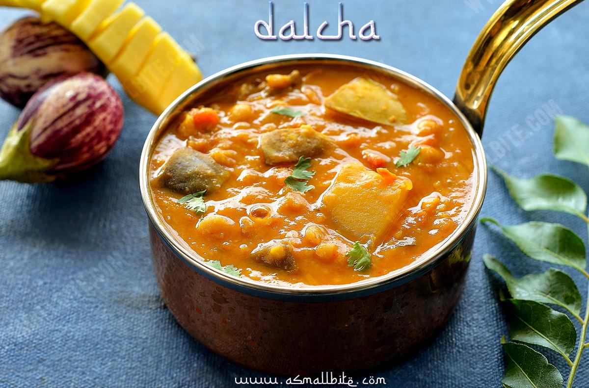 Veg Dalcha Recipe