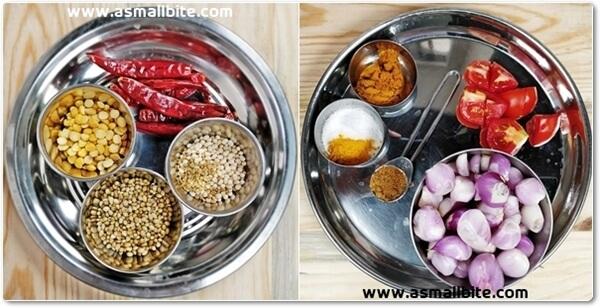 Vengaya Sambar Recipe Steps1
