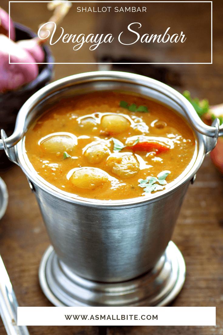 Vengaya Sambar Recipe for Idli