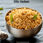 Ellu Sadam Recipe | Sesame Rice Recipe